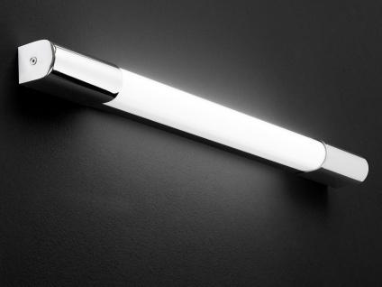 LED Badleuchte 35cm, Röhre klassisch, IP44, Wofi-Leuchten