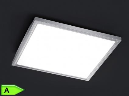 Trio LED-Deckenaufbauleuchte FUTURE, inkl. 17W LED, 40x40cm, IP44