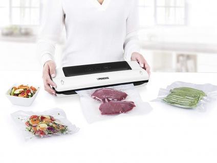 Vakuumierer Sous Vide Einschweißgerät zum vakuumieren von Fleisch, Flüssigkeiten