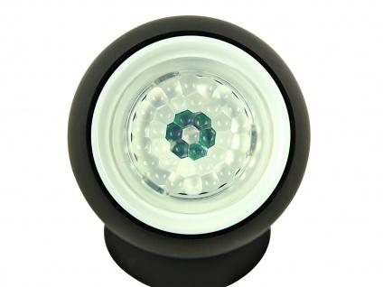 LED Stimmungslicht mit Bluetooth Lautsprecher & TOUCH Farbwechsel Tischlampe - Vorschau 3