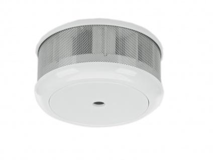 Mini 10-Jahres Rauchwarnmelder mit VDS & DIN EN14604/ Maße nur 75 x 35 mm - Vorschau 2