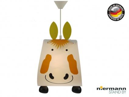 Kinderzimmer Deckenleuchte Lampenschirm Design Pferd Kinderleuchte Pendelleuchte