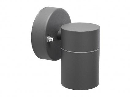 Downlight Außenwandleuchte IP44, inkl. 3W LED 230 Lumen, GU10-Sockel - Vorschau 2
