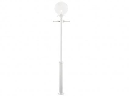 Außenstehleuchte Straßenlaterne weiß 240cm, Straßenbeleuchtung, Konstsmide - Vorschau 2