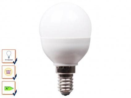 LED Leuchtmittel 6 W warmweiß, E14, 470 Lumen / 3000 Kelvin XQ-lite