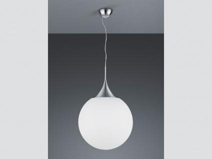 LED Pendelleuchte Opalglas Kugellampe für über Esstisch Galerie Esszimmer Flur
