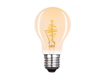 FILAMENT LED Leuchtmittel A60 mit 3 Watt, 150 Lumen, 2000 Kelvin, E27-Sockel - Vorschau 2