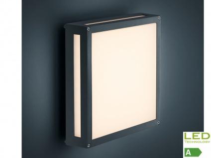 Decken-/Wandleuchte NEWA, Alu anthrazit, inkl. 13, 5 W LED, 1000 Lm - Vorschau 2