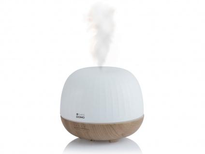 XL Aroma Diffusor 500ml mit 5 LED Farben Duftlampe Luftbefeuchter Duftöllampe - Vorschau 2