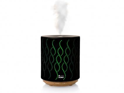 Duftzerstäuber mit LED Farbwechsler Aromatherapie Luftbefeuchter Duftlampe 200ml - Vorschau 4