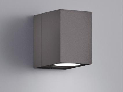 LED Außen-Wandleuchte TIBER, anthrazit, 320° schwenkbar, 3W LED