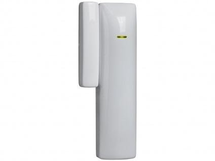 Magnet Tür- und Fensterkontakt mit Manipulationsverhinderung