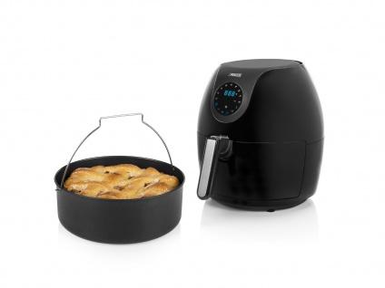 PRINCESS Digitale Heißluftfritteuse 5, 2Ltr. Frittieren ohne Öl mit XXL Fritöse - Vorschau 4