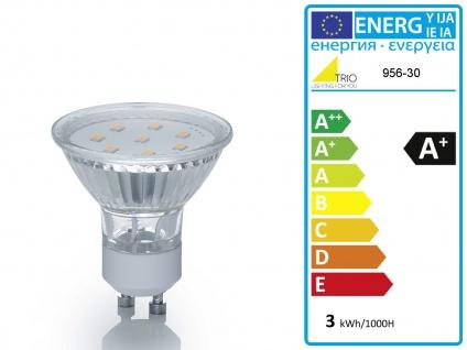 3 Einbaustrahler Decke rund schwenkbar Chrom glänzend GU10 LED Deckenbeleuchtung - Vorschau 3