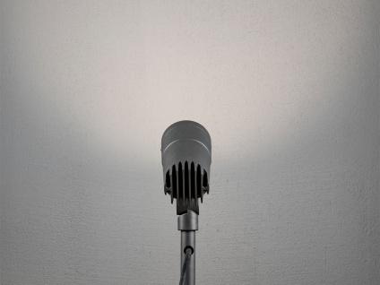 2 x Erdspießleuchte LED Gartenstrahler schwenkbar, Beleuchtung Fassade Haus IP54 - Vorschau 5