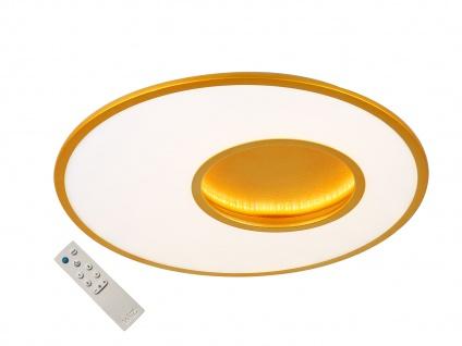 WIZ LED Deckenleuchte rund Ø 80, 5cm mit Alexa oder App steuern - fürs Wohnzimmer