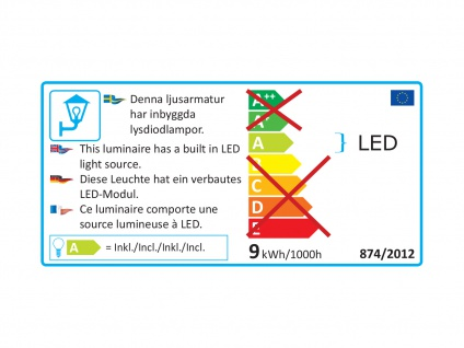 2er SET LED Wegeleuchte aus ALU in anthrazit für außen H100cm Lichtstrahl 0°-90° - Vorschau 4