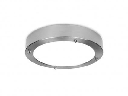 LED Deckenbeleuchtung - Badezimmerleuchte mit 12W & 350Lm in Warmweiß, rund 28 cm