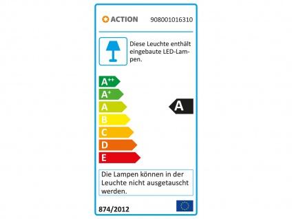 2er Set LED Deckenleuchte MORA, Chrom, LED Deckenlampen Deckenleuchte - Vorschau 4