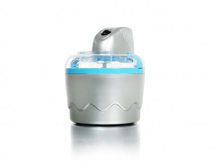 Eismaschine Inhalt 0, 8l, antihaftbeschichtet, Speiseeis Frozen Yoghurt Ice Maker