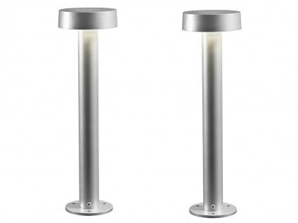 2 Stk LED Wegeleuchte Sockelleuchte PESARO 50cm, Beleuchtung Garten Eingang - Vorschau 2