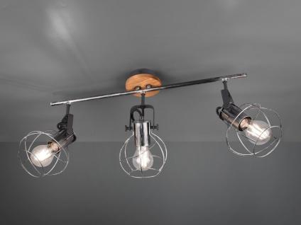 Industriedesign LED Küchenstrahler für über Kücheninsel, Deckenlampen schwenkbar