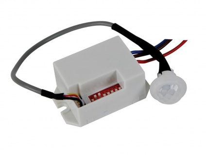 2er Set Mini PIR-Bewegungssensor, 100°/8m, weiß, Bewegungsmelder PIR Sensor - Vorschau 3