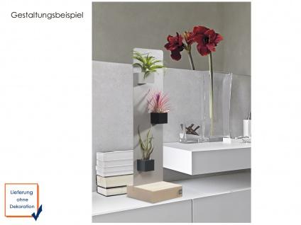 Wandaufbewahrung Dekoration Memoboard Magnettafel Metall 14 x 54cm, KalaMitica - Vorschau 4