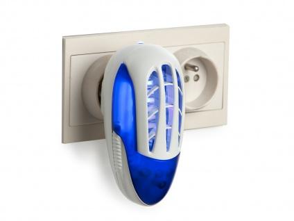 Insektenvernichter 800V inkl. Reinigungsbürste Insektenlampe Fliegenfänger - Vorschau 2