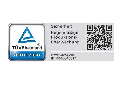 6er-SET Rauchmelder TÜV Zertifiziert & 5 Jahres Batterie, Feuer Brand Melder - Vorschau 5