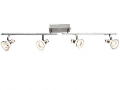 Globo LED Deckenstrahler TAKIRO 85cm, Spots schwenkbar, Deckenleuchte Wohnraum - Vorschau 2