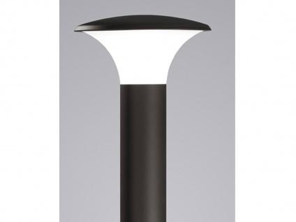 LED Außen-Standpfosten KONGO, anthrazit, inkl. 1xE27, 4 W, H.: 50cm - Vorschau 3