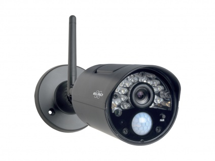 Zusatzkamera für ELRO Videoüberwachungssystem CZ30RIP, Handy Überwachungs App - Vorschau 2