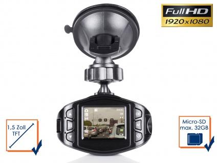 Armaturenbrett Kamera Fahrzeug-Kamera Verkehrsrekorder KFZ-Rekorder