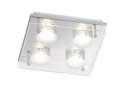 2er Set LED Deckenleuchte ENVY, 22 x 22 cm, LED Deckenlampen Deckenleuchten - Vorschau 3