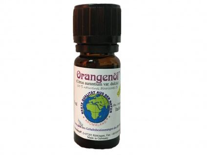 Duftöl Set Naturrein mit 4 Düften Vanille, Orange, Eukalyptus, Zimt, je 10ml - Vorschau 3