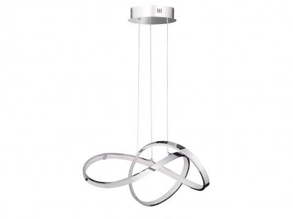Höhenverstellbare LED Pendelleuchte dimmbar 27W Ø 49cm Esstischlampe Bürolampe