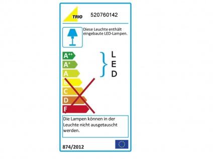 LED Sockelleuchten in Anthrazit 50cm - 2er Set Wegeleuchten Terrassenbeleuchtung - Vorschau 3