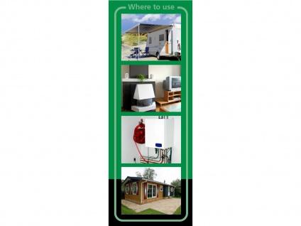 Gasmelder für Propan, Butan, Methan 85dB, Testtaste & Batterie - Vorschau 5