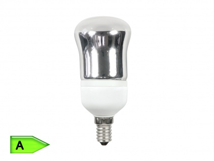 LED-Reflektorlampe, E14, 1, 5W, 60 Lumen, 3000 Kelvin