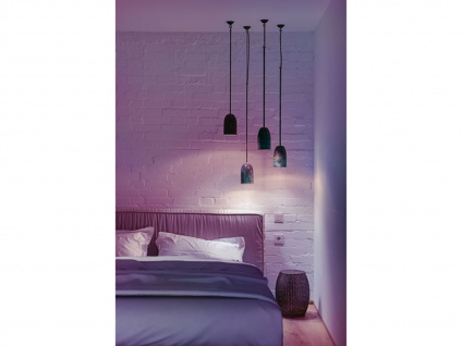 2er Set intelligente E27 Funk Leuchtmittel Smarthome PRO - dimmbar & RGB Farben - Vorschau 5