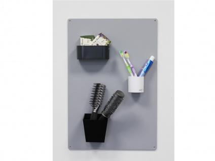 Wandaufbewahrung, Set aus Magnettafel und 3 verschiedenen Töpfen, KalaMitica - Vorschau 2