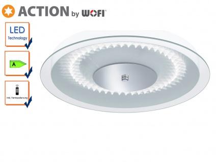 LED Deckenlampe JANA, Ø 40cm, Fernbedienung, Farbwechsel, Deckenleuchte LED