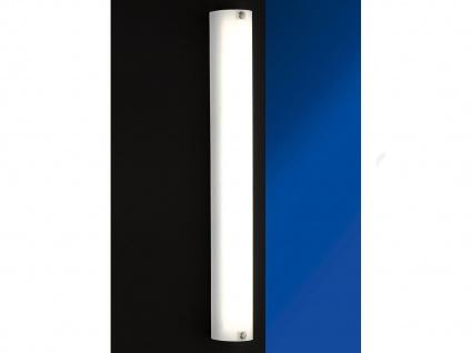 LED Wandleuchte LARI in Nickel matt, Breite 64 cm, Honsel-Leuchten