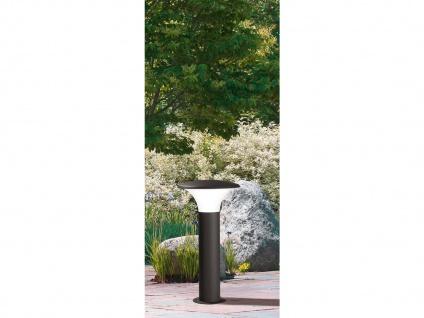LED Außen-Standpfosten KONGO, anthrazit, inkl. 1xE27, 4 W, H.: 50cm - Vorschau 5