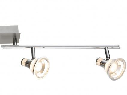 Globo LED Deckenstrahler TAKIRO 85cm, Spots schwenkbar, Deckenleuchte Wohnraum - Vorschau 3