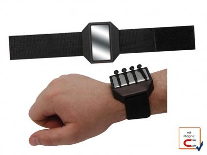 Werkzeugkiste Kunststoff mit Ablage + Easy Work Magnet, Werkzeugkasten leer Box - Vorschau 5