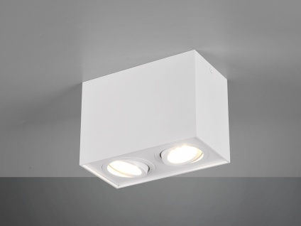 Aufbaustrahler für über Kochinsel Galerie schwenkbar, Deckenlampen Lichtspots