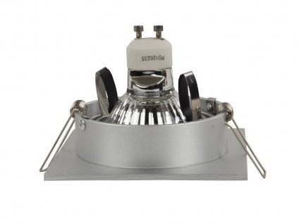 4er-Set Aluminium Einbaustrahler Einbauspot dimmbar schwenkbar 230LM - Vorschau 3