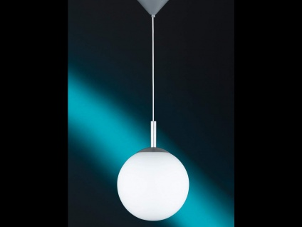 Pendelleuchte / Hängeleuchte KUGEL OPAL Ø 25 cm, Honsel - Vorschau 1